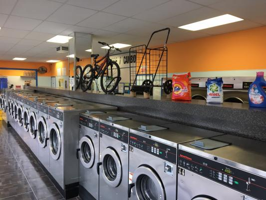 Coin Laundry - Modern, Beautifully Built Store Business For Sale