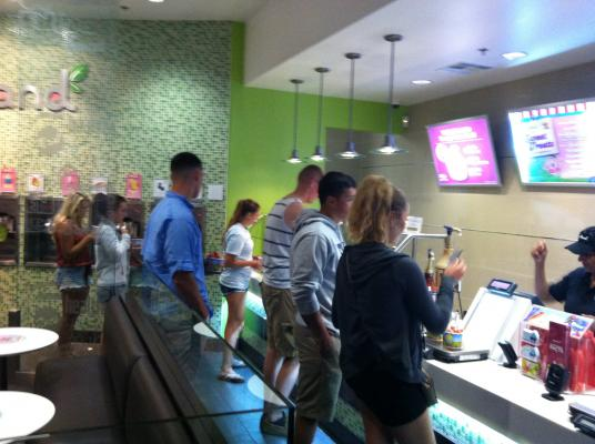 Yogurtland Frozen Yogurt Franchise Business For Sale