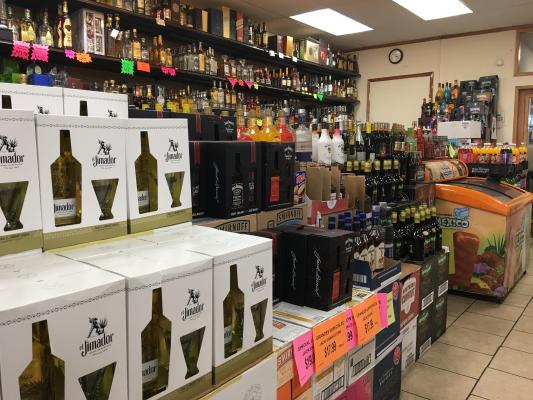 Fresno County Meat Market With Liquor License For Sale