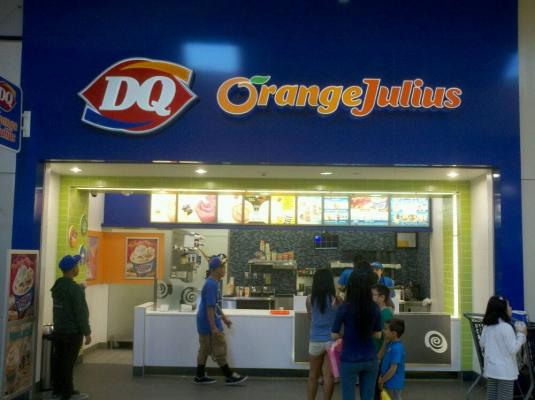 Inland Empire Area Dairy Queen Orange Julius - High Volume Absentee For Sale