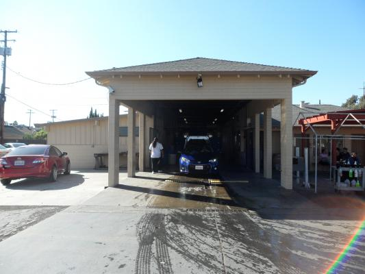 Full Service Car Wash, Real Estate - Absentee Run Business For Sale