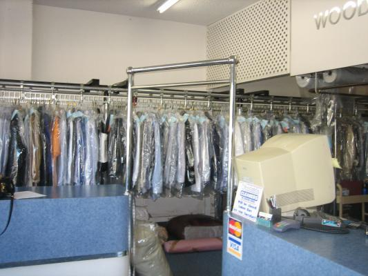Redwood City Dry Cleaner Plant For Sale