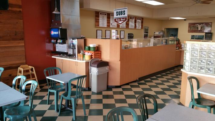 Fresno Area Pizza And Sub Sandwich Restuarant For Sale