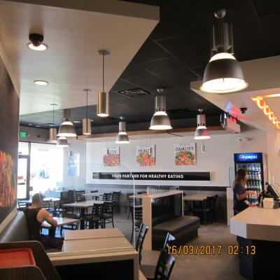 Riverside County Fast Food WaBa Grill Restaurant For Sale
