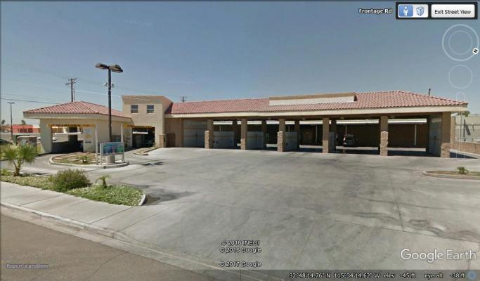 Imperial County Major Self Service Car Wash With Land For Sale