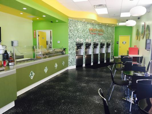Wildomar, Riverside County Self Serve Frozen Yogurt Shop - Asset Sale For Sale
