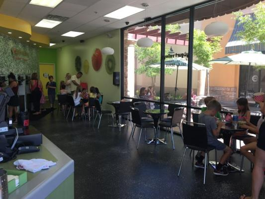 Self Serve Frozen Yogurt Shop - Asset Sale Business For Sale