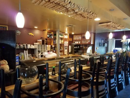 Davis, Yolo County Japanese Restaurant For Sale