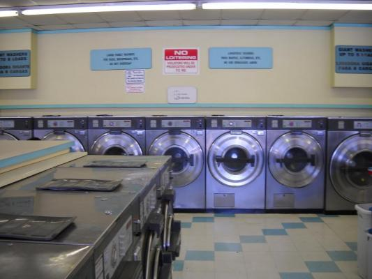 Laundromat - Asset Sale Business Opportunity