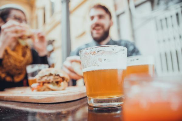 Long Beach Area Profitable Restaurant With Beer And Wine Business For Sale