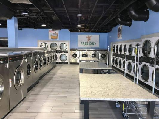San Jose, Santa Clara County Remodeled Laundromat For Sale