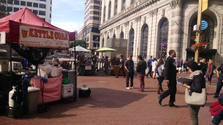 San Francisco Food Carts With City Street Use Permits Companies For Sale