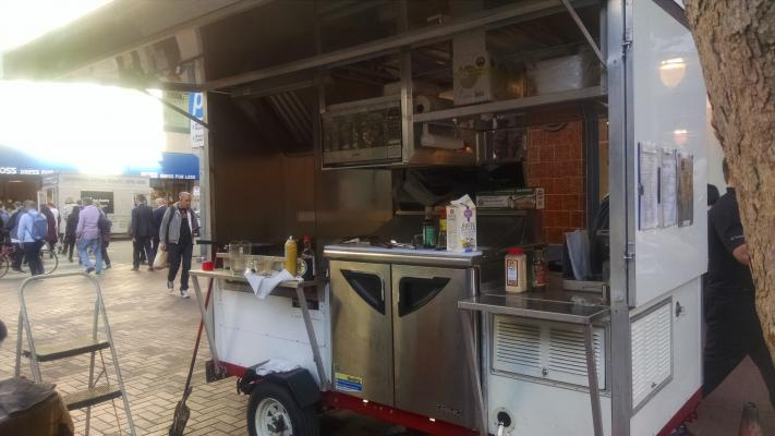 Selling A San Francisco Food Carts With City Street Use Permits