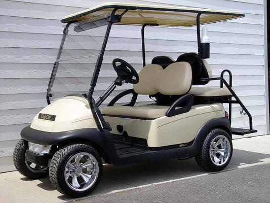 Sonora, Tuolumne County Golf Car Sales And Service Business For Sale