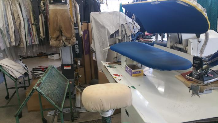 Selling A Costa Mesa, Orange County Dry Cleaners With Drive Thru Windows