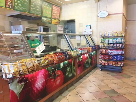 North San Jose Subway Franchise Restaurant For Sale