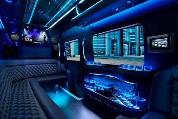 Contra Costa County Luxury Limousine Services Company - Absentee Run For Sale