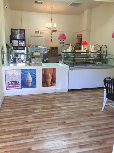 Sacramento Ice Cream, Frozen Yogurt Shop For Sale