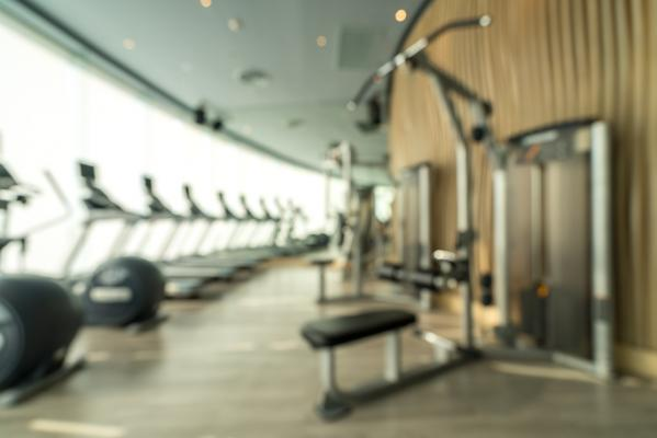 Santa Clara County Health Club Gym For Sale