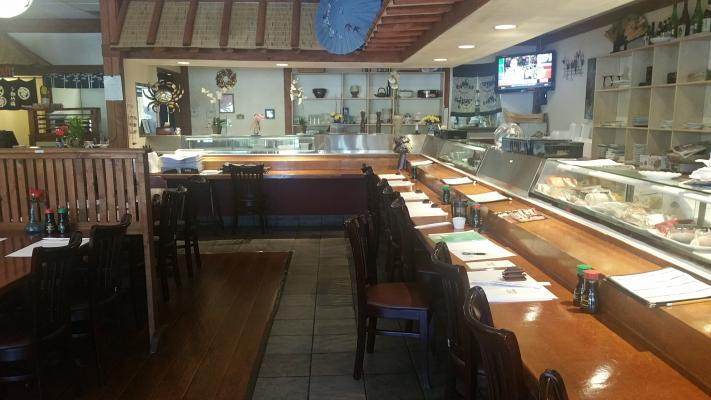 Orange County Japanese Sushi Restaurant - Semi Absentee Run For Sale