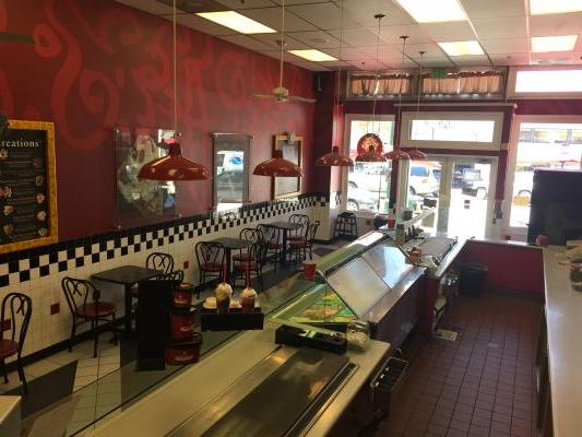 Cold Stone Creamery Franchise - Cinema Location Business For Sale