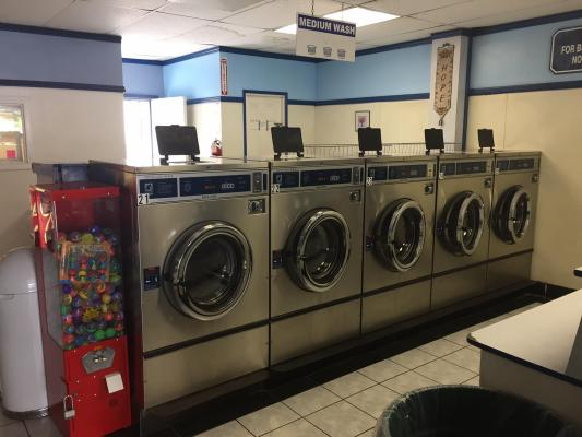 Norwalk, Los Angeles County Coin Laundromat Store For Sale