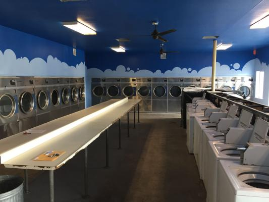 Shasta, Tehama County  Coin Laundromat - With Real Estate For Sale