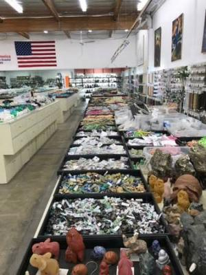 San Diego Area Gem And Beads Retailer - Absentee Run For Sale