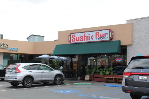 San Diego Sushi And Japanese Restaurant For Sale