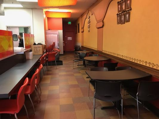 Downtown San Rafael Restaurant - Fully Equipped - Asset Sale For Sale