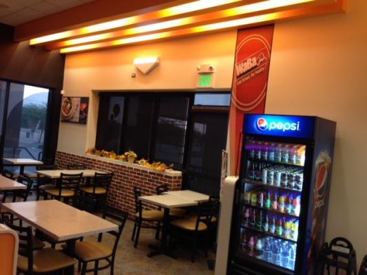 Inland Empire Area QSR Restaurant WaBa Grill - Price Reduced Business For Sale