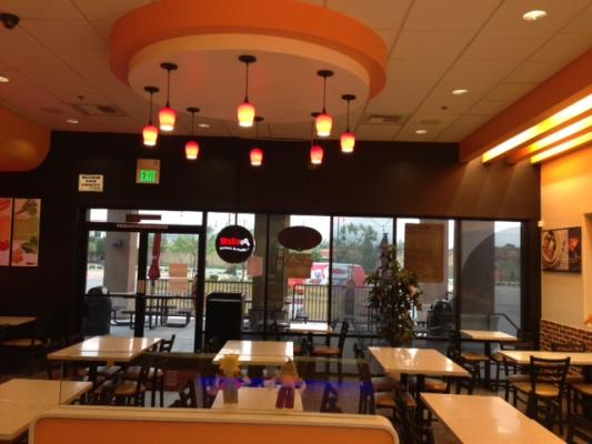QSR Restaurant WaBa Grill - Price Reduced Company For Sale