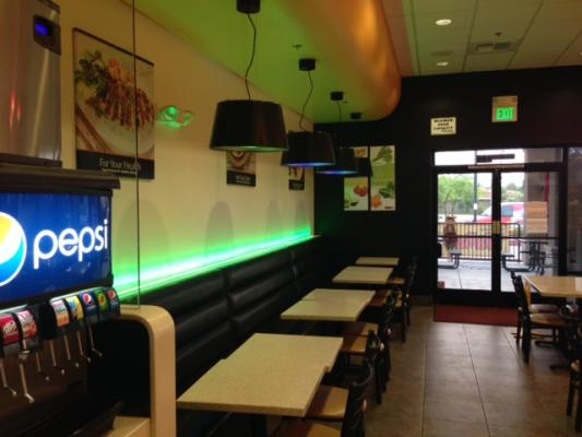 Selling A Inland Empire Area QSR Restaurant WaBa Grill - Price Reduced