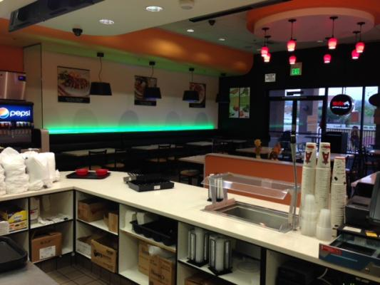 QSR Restaurant WaBa Grill - Price Reduced Business Opportunity