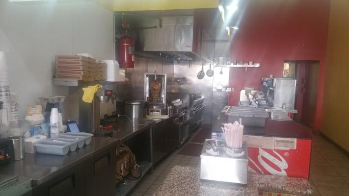 Mexican And Kebab Restaurant Business For Sale