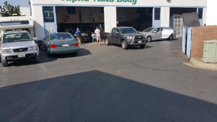 San Diego Auto Body Shop - Asset Sale For Sale