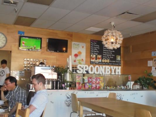 Near Beverly Grove, LA Area Coffee Cafe With Catering Orders Business For Sale