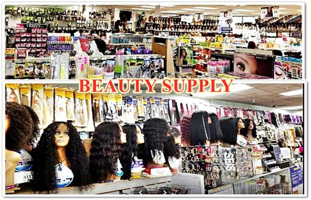 San Diego County Beauty Supply Shop - Absentee Run For Sale