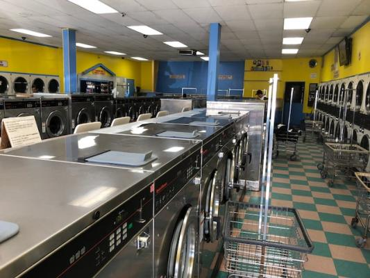 Los Angeles Area Coin Laundromat For Sale