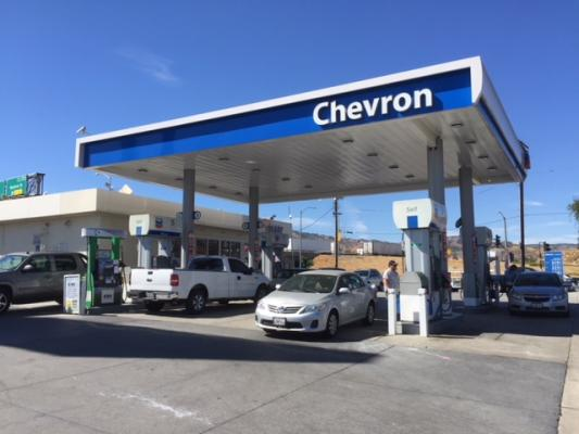 Sylmar Gas Station And C Store-With Land For Sale