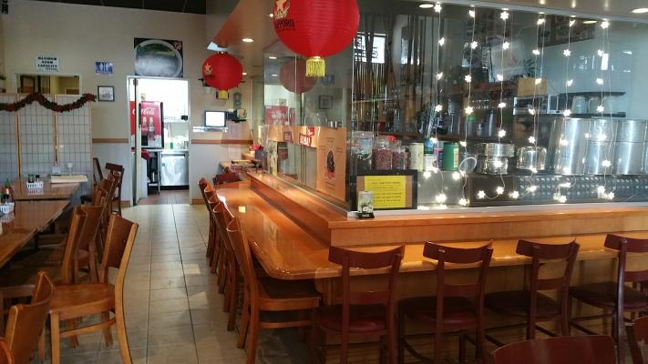La Habra, Orange County Japanese Sushi Restaurant With ABC Liquor License For Sale