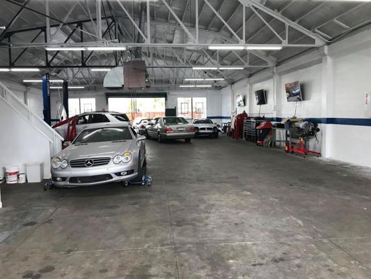 San Mateo Mercedez Benz Auto Repair With Body Shop For Sale