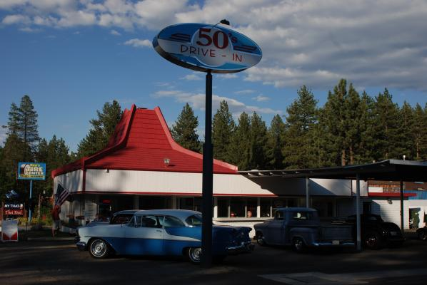 South Lake Tahoe Drive In Restaurant, Building And Land For Sale