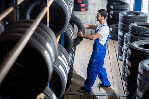 Palm Desert, San Diego Area Tire Franchise With Property For Sale