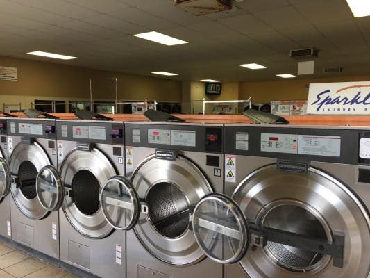 Paramount, LA County Laundromat For Sale