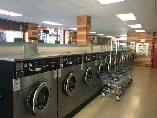 Pomona, Coin Laundry For Sale. See More Laundromats ...