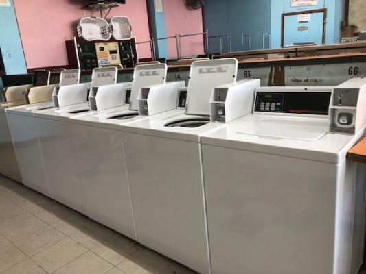 Los Angeles Coin Laundromat Business For Sale