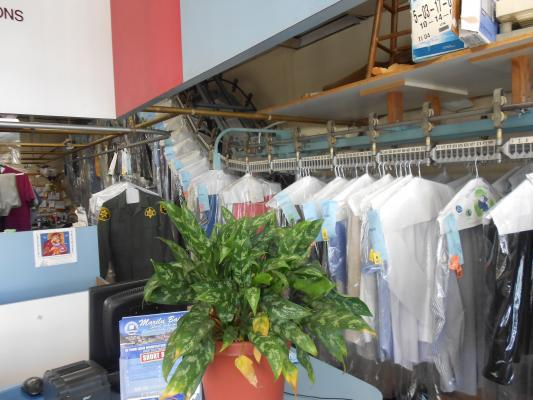 South Orange County Dry Cleaners With Plant - Absentee Owner For Sale