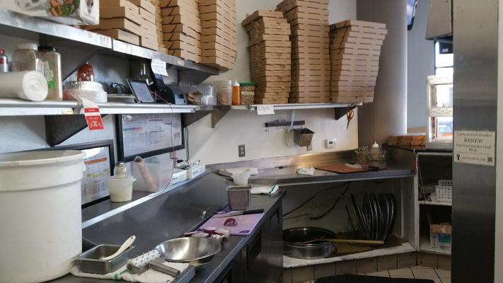 Long Beach, LA County Pizza Restaurant For Sale