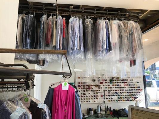 Encino, Los Angeles County Dry Cleaner Plant And Agency For Sale